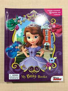 Sofia the First - My Busy Book