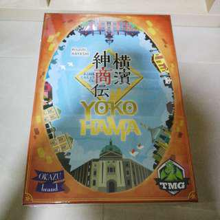 Yokohama Deluxe Board Game