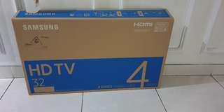 Samsung smart TV 32 inch N4300 baru segel garansi