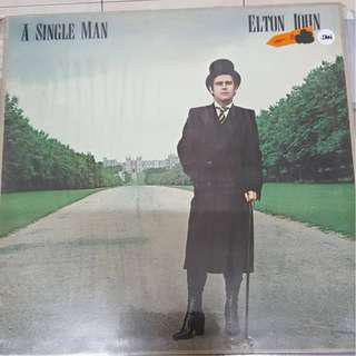 Elton John-Single man LP