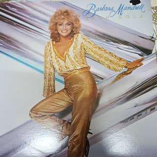 Barbara Mandrell-Spun Gold LP