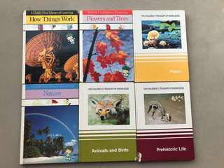Educational Books hardcover for kids