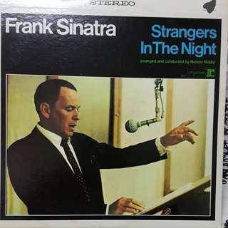 Frank sinatra-Strangers in the night-LP