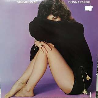 DONNA FARGO-SHAME ON ME- LP