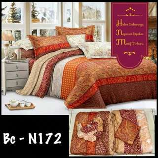 Set sprei bedcover Uk 180