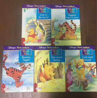 Ladybird First Readers Winnie the Pooh