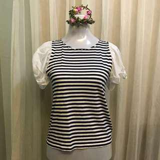 KOREAN STRIPES TOP