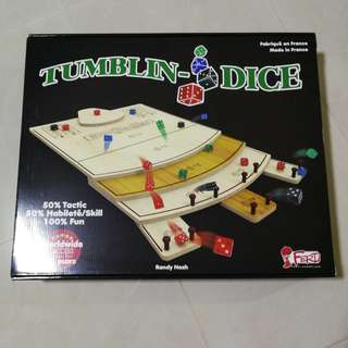 Tumblin Dice Ferti Edition