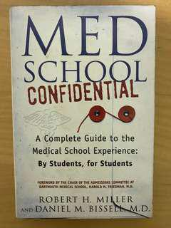 Med School Confidential