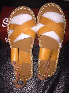 S&H Espadrille Flat Sandals
