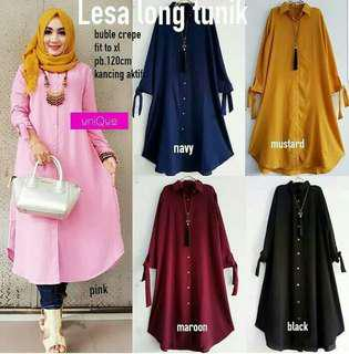 Lessa long tunik