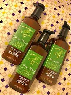 Bath & Body Works Aromatherapy STRESS RELIEF - EUCALYPTUS & SPEARMINT