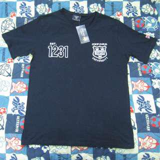 OXFORD University Football/Soccer T-Shirt (size M) buy from UK