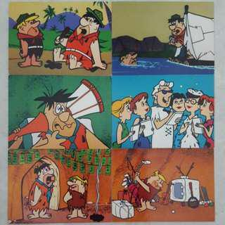 The Flintstones Cards