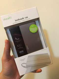 Moshi 10k行動電源