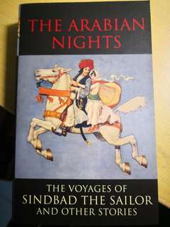 🚚 The Arabian Nights:Voyages of Sindbad the Sailor