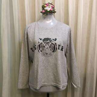 TIGER LONG SLEEVES