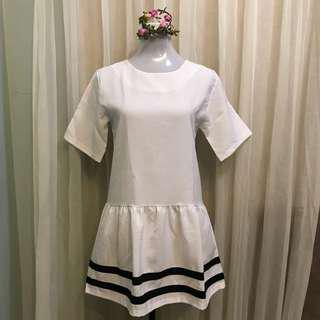 SAILOR WHITE DRESS