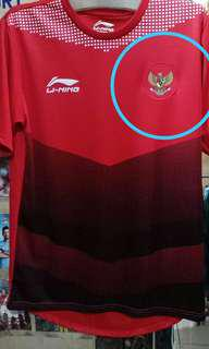 Jersey indonesia