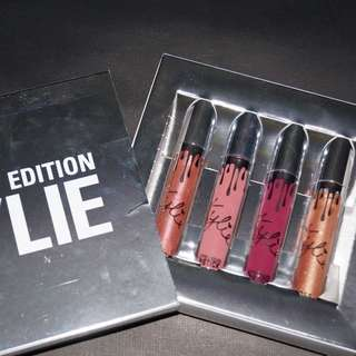 Kylie Holiday Edition (4 pcs)