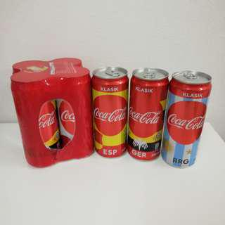 Limited Edition Coca Cola can
