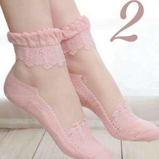 Kaos kaki kawaii 2
