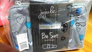 BNIP Jujube Rad Hearts Be Set *retail price*