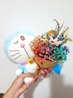 Doraemon bouquet set