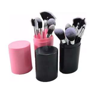 Make up brush set 12