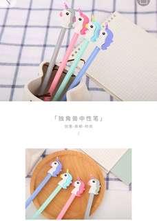 Cute Unicorn Gel Pen