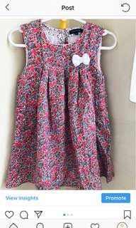 Tommy floral dress