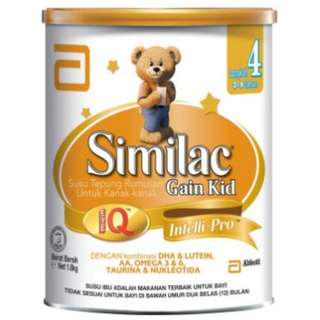 Similac Gain Kid 1.8kg