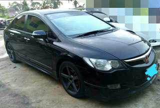 CIVIC FD 2.0 SAMBUNG BAYAR OFFER