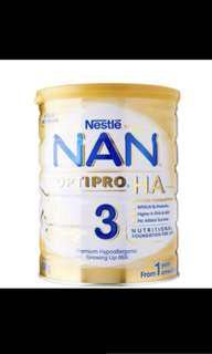 Buying NAN Optipro HA 3 ( Switzerland )