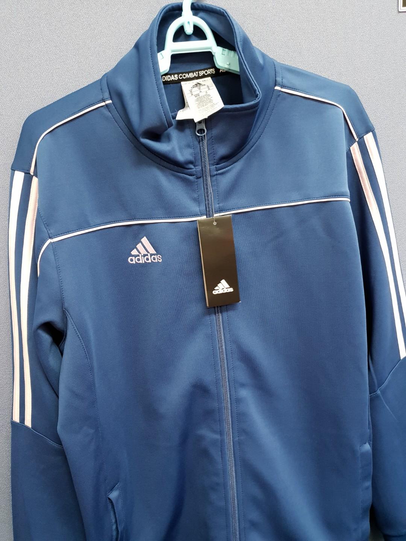 baf34d2a95a8 Adidas Authentic Tracksuit Jacket Combat Sports