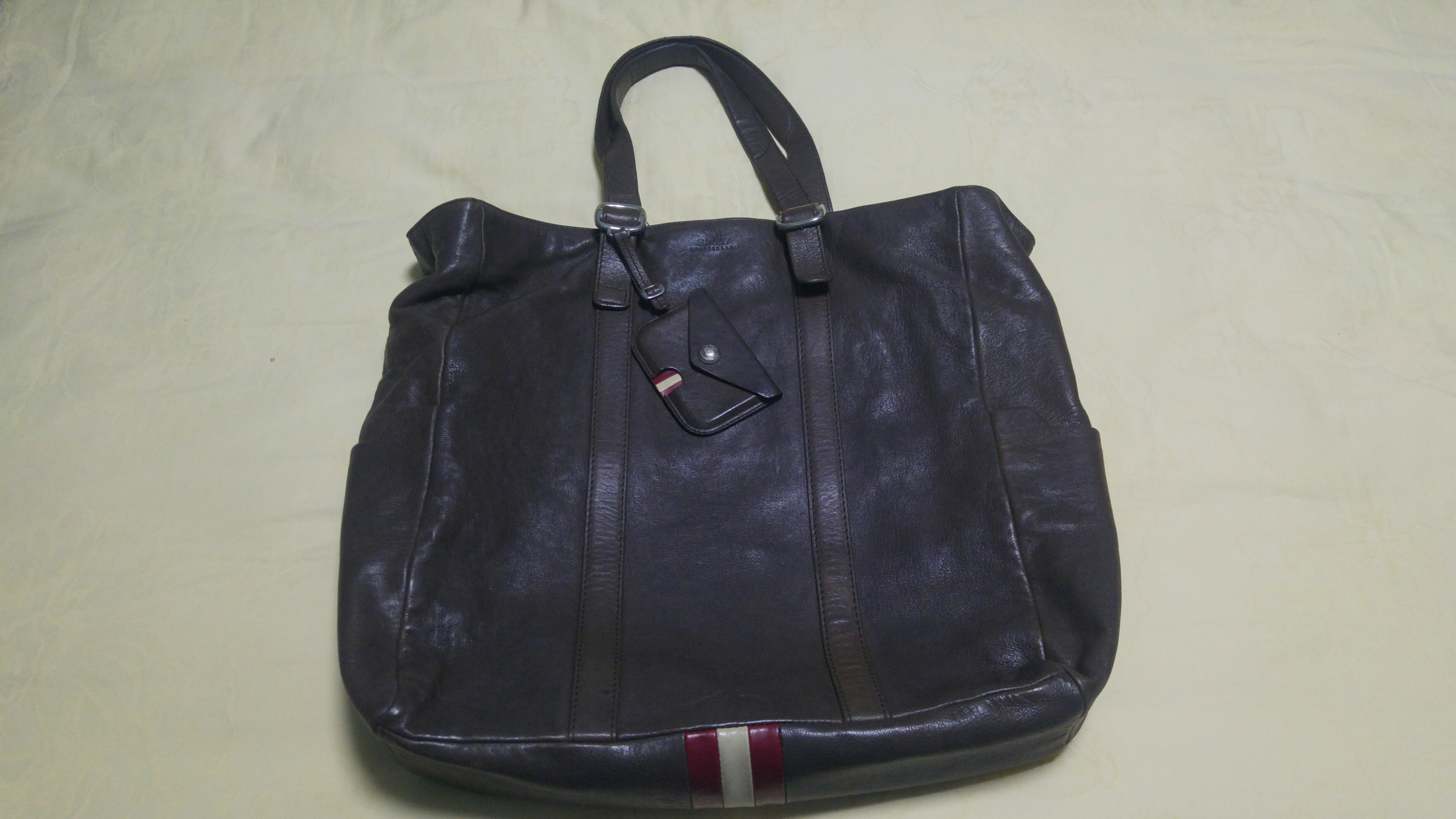 4cd73a2e3daa Authentic Bally Tote for men   women