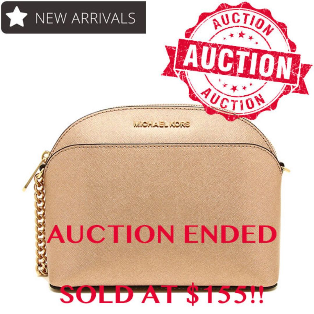 "291a46a0730d ⏰ENDING SOON!!Auction ""Like"" & ""Bid"" Authentic Brand New Michael ..."