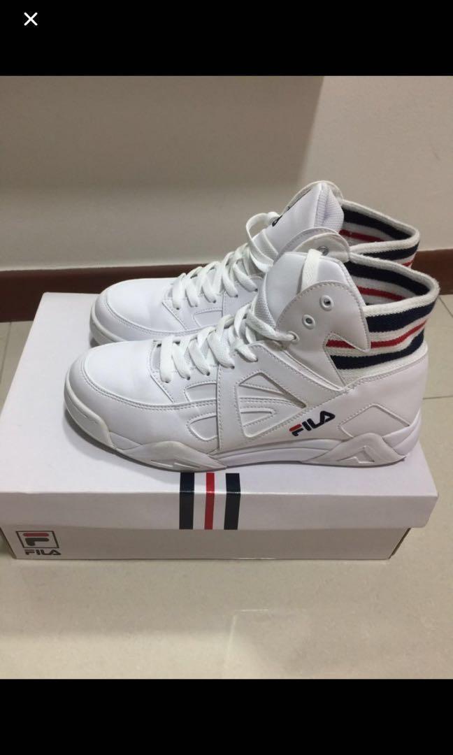 e04c9b4d674b Fila High cut shoes