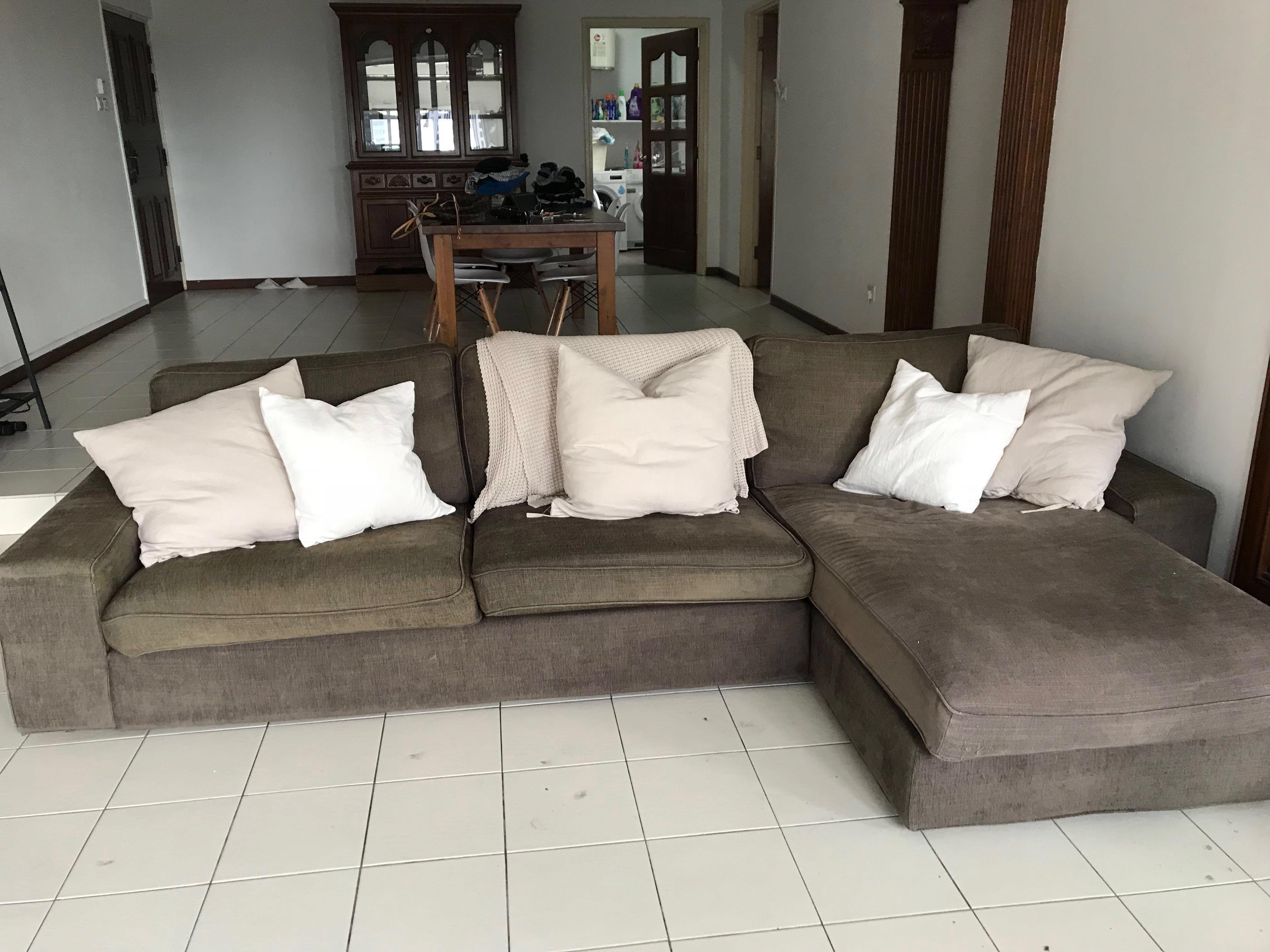 Tremendous Free Large Comfy Sofa Furniture Sofas On Carousell Spiritservingveterans Wood Chair Design Ideas Spiritservingveteransorg