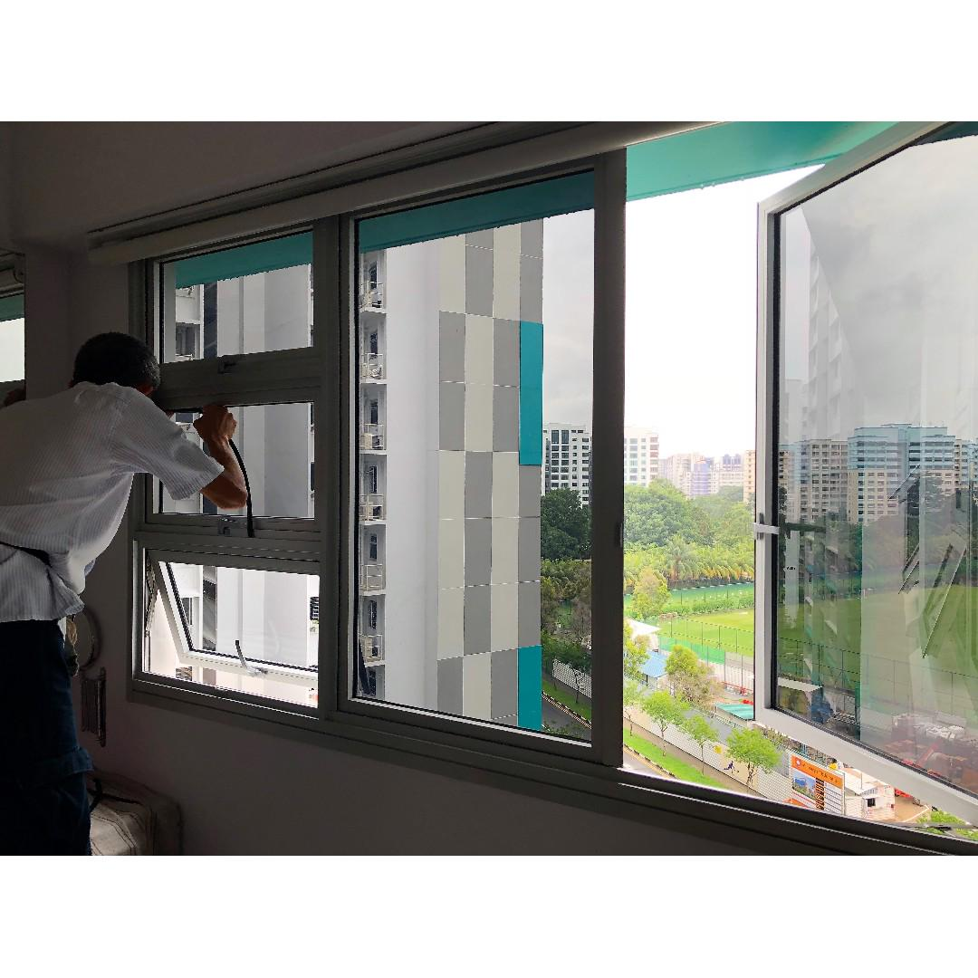 Heat Block Home Protection Solar Window Films