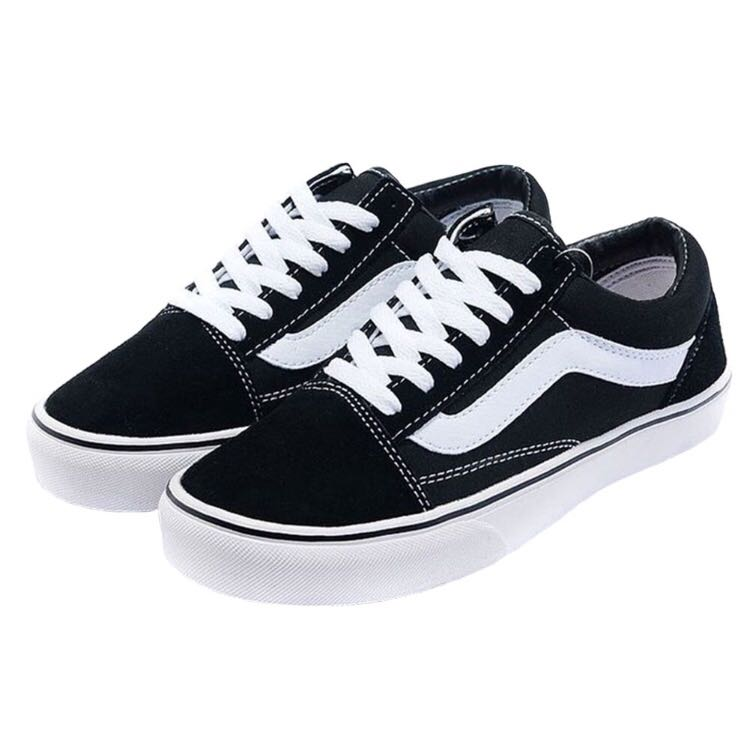 2deb47df45fc1 Inspired Vans Old Skool, Women's Fashion, Shoes, Sneakers on Carousell
