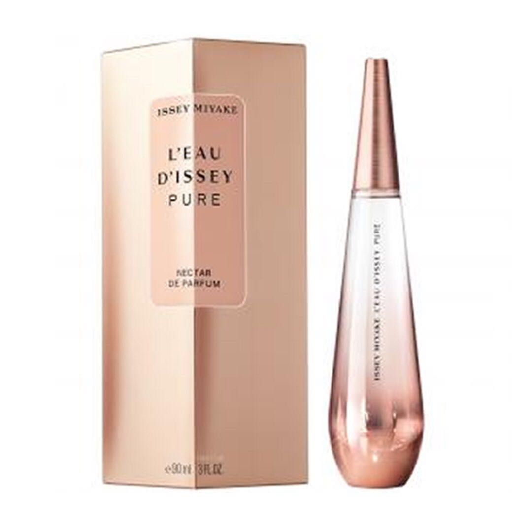 2a088ad3af ISSEY MIYAKE L'EAU D'ISSEY PURE NECTAR DE PARFUM EDP FOR WOMEN 90ML TESTER,  Health & Beauty, Perfumes & Deodorants on Carousell