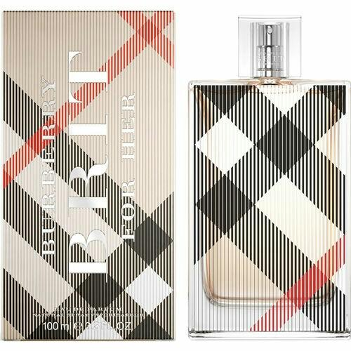 NEW Burberry Brit For Her EDT 100ml Perfume