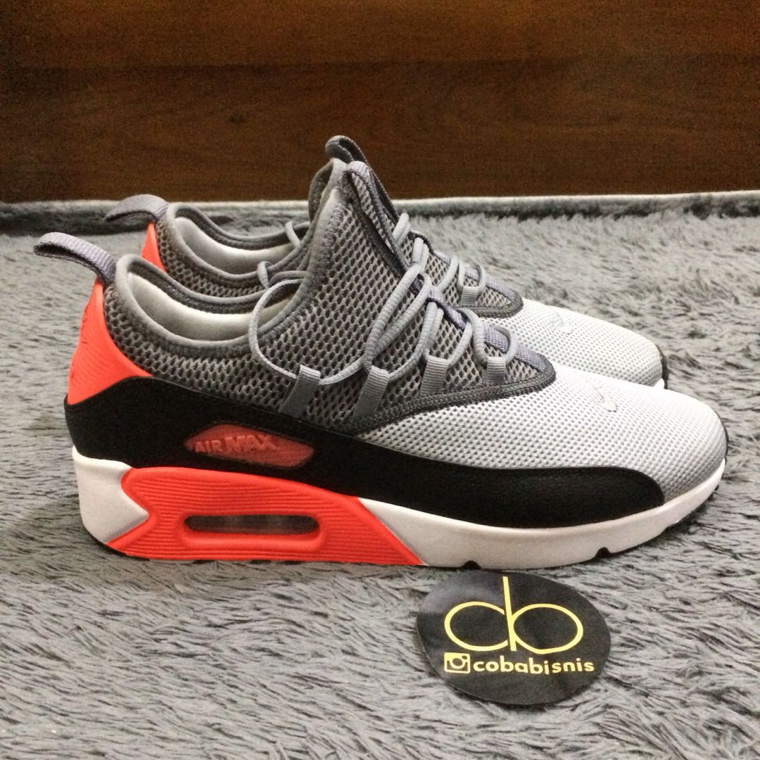 100% authentic dca8b ec6d8 NIKE AIR MAX 90 EZ | ORIGINAL | SEPATU PRIA, Men's Fashion ...