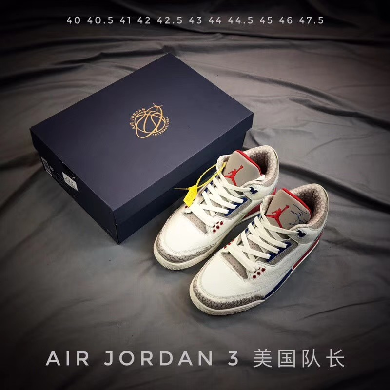 f6c80cbb3e9f8a Nike Jordan 3 International Flight