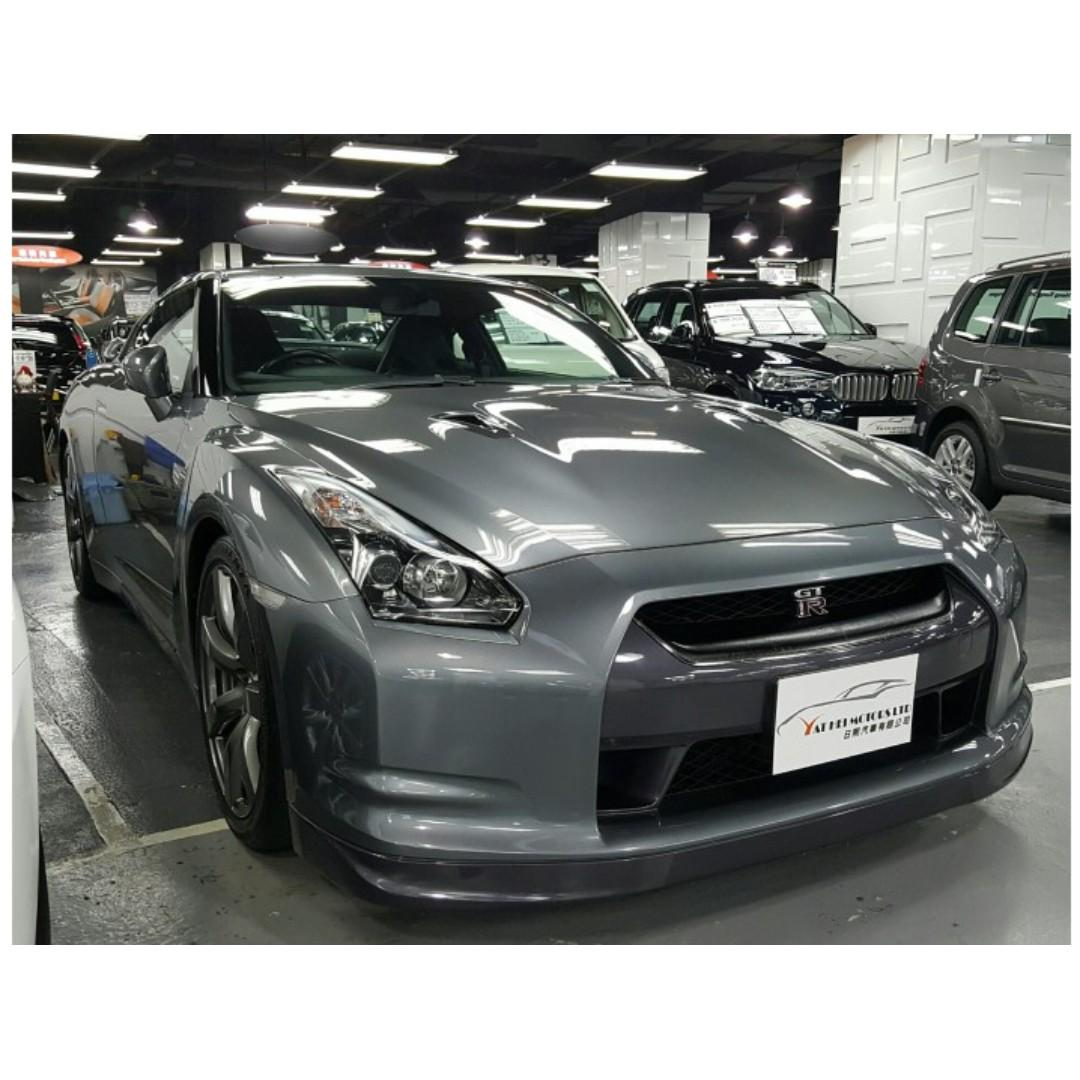 2008 Nissan GTR R35 Premium Edition