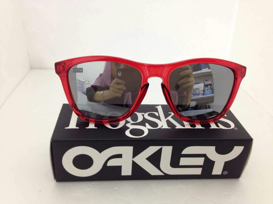 ab6c9ce4d1 Oakley Frogskin X Kith