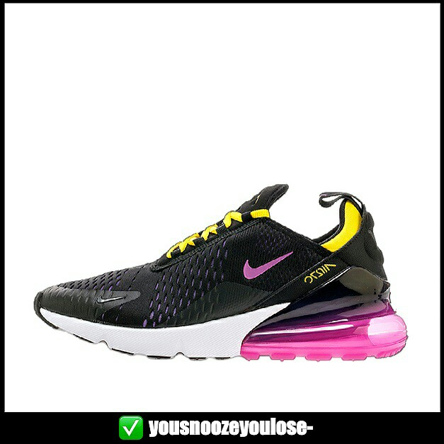 [PREORDER] NIKE AIR MAX 280 HYPER MEGENTA / GRAPE / YELLOW, Bulletin Board, Preorders on Carousell