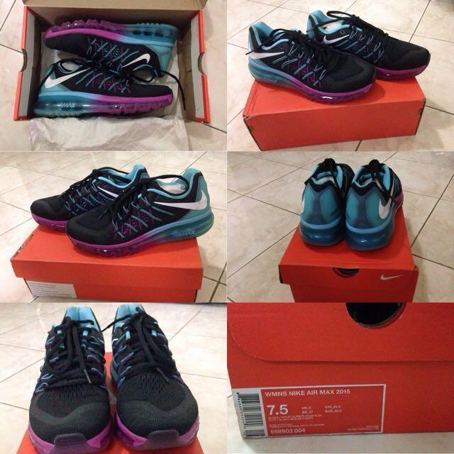 ... advantage sepatu olahraga pria 908981 001 61975 fd5c8  where can i buy  sale womens nike air max 015 fesyen wanita sepatu di carousell 8beab 79bd85a297
