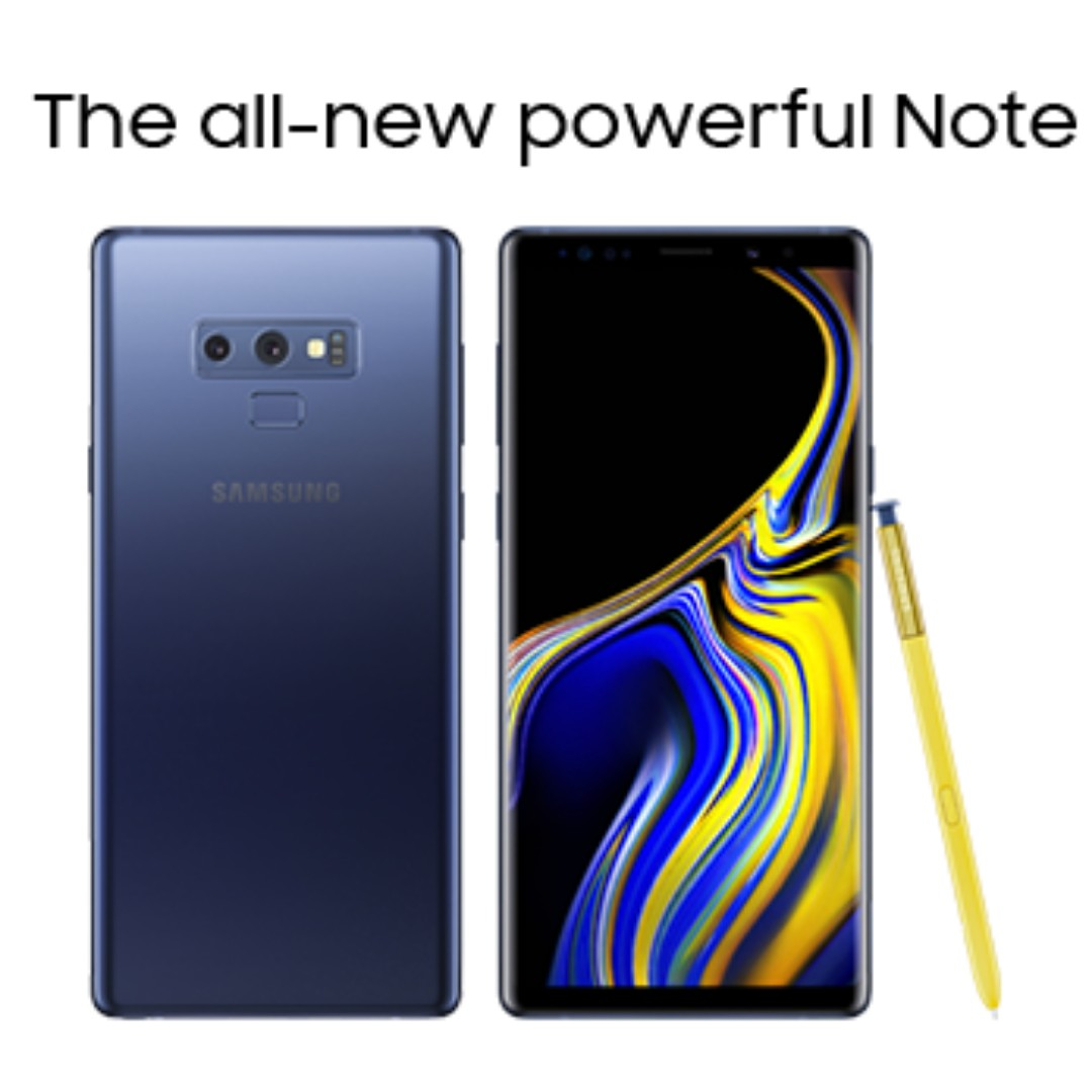 Sealed Samsung Note 9 512GB